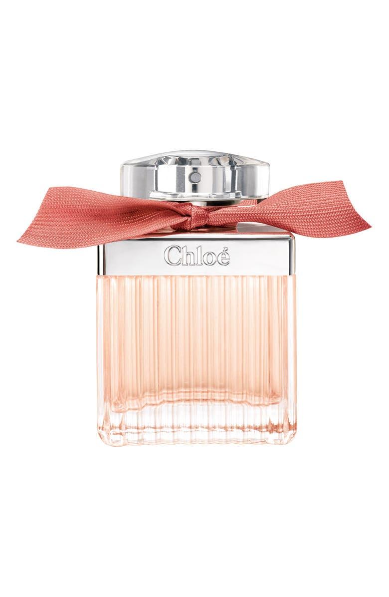 CHLOÉ 'Roses de Chloé' Eau de Toilette Spray, Main, color, NO COLOR