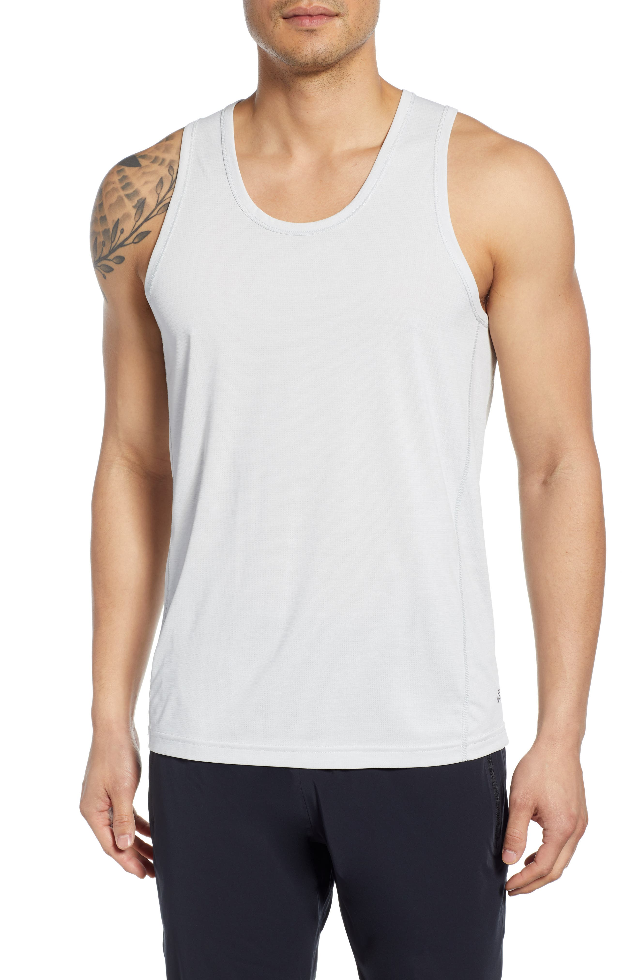 Reigning Champ Training Tank, White