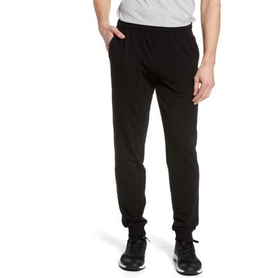 Icebreaker Shifter Merino Wool Blend Jogger Pants, Black