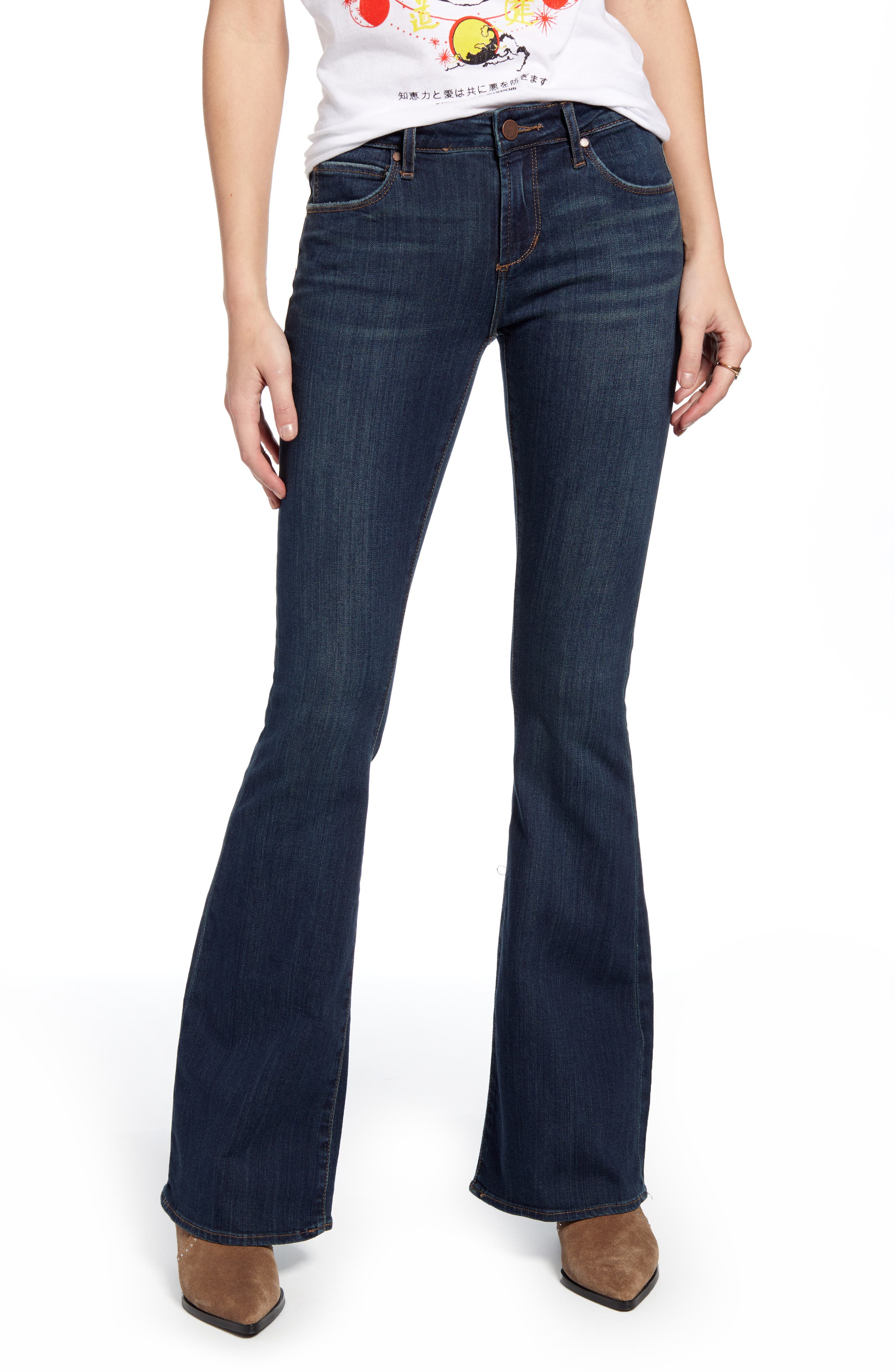 Image of Articles of Society Faith Flared Jeans