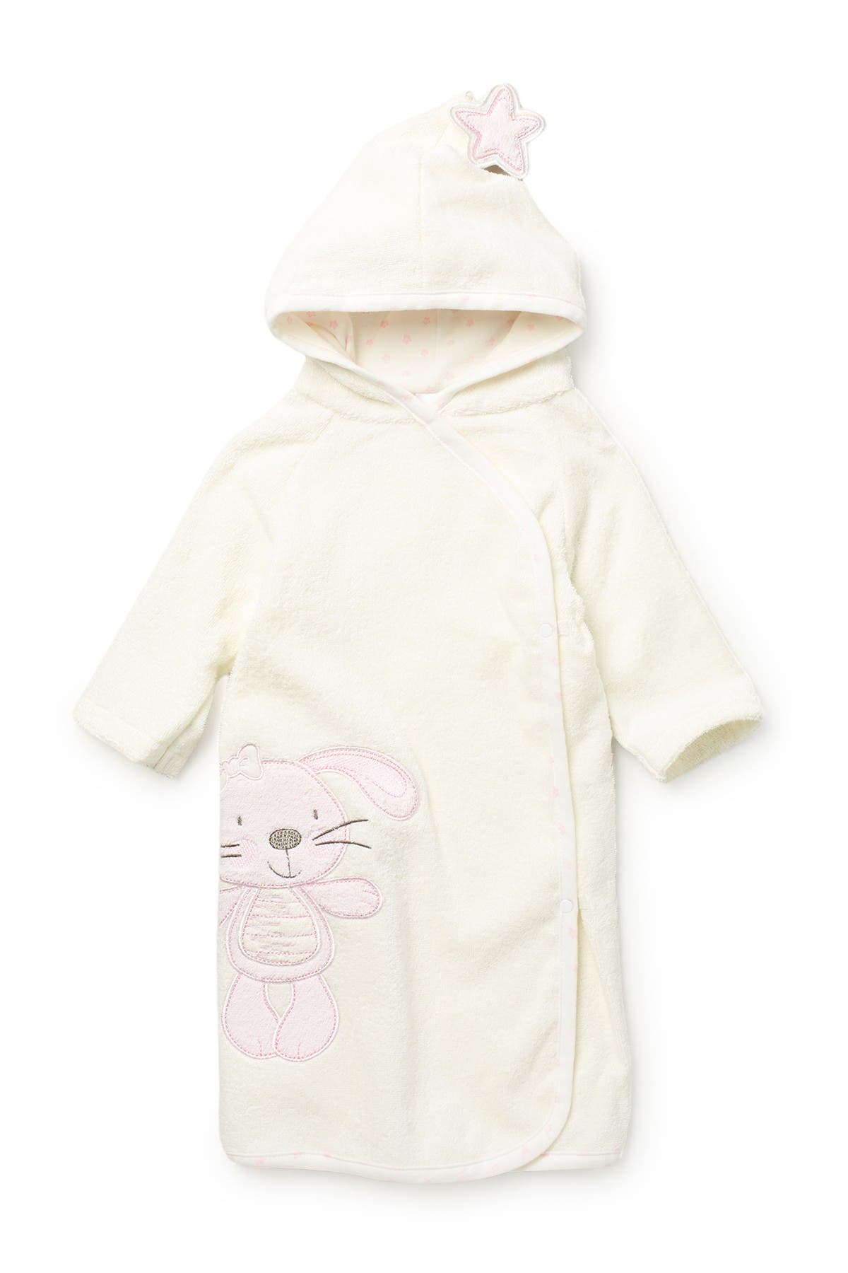 Image of koala baby Bath Robe with Lined Hood