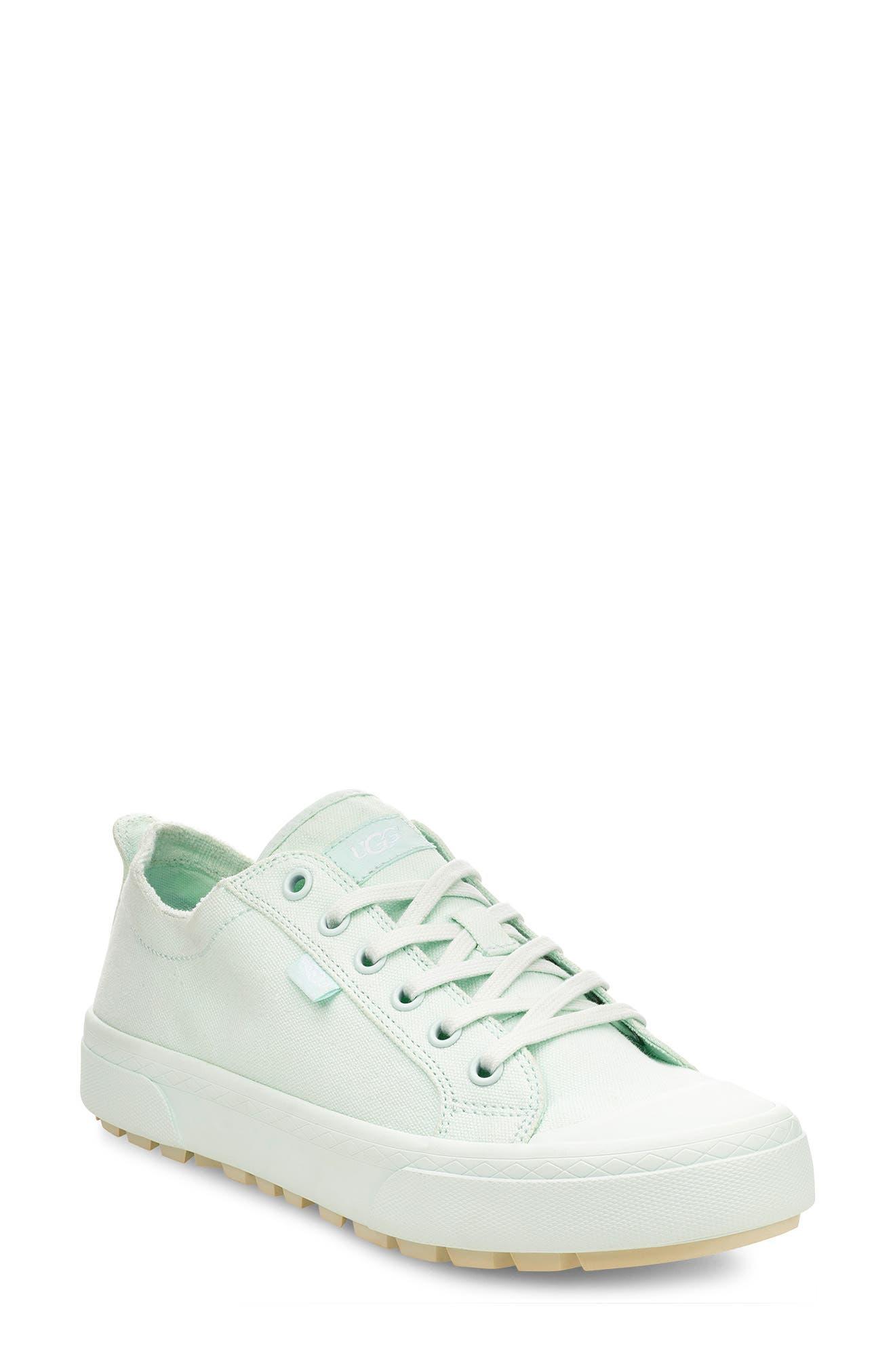Ugg Aries Platform Sneaker- Green