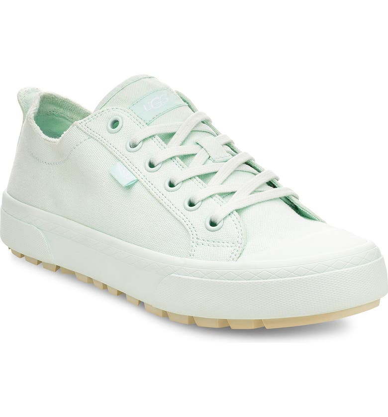 UGG<SUP>®</SUP> Aries Platform Sneaker, Main, color, AGAVE GLOW FABRIC
