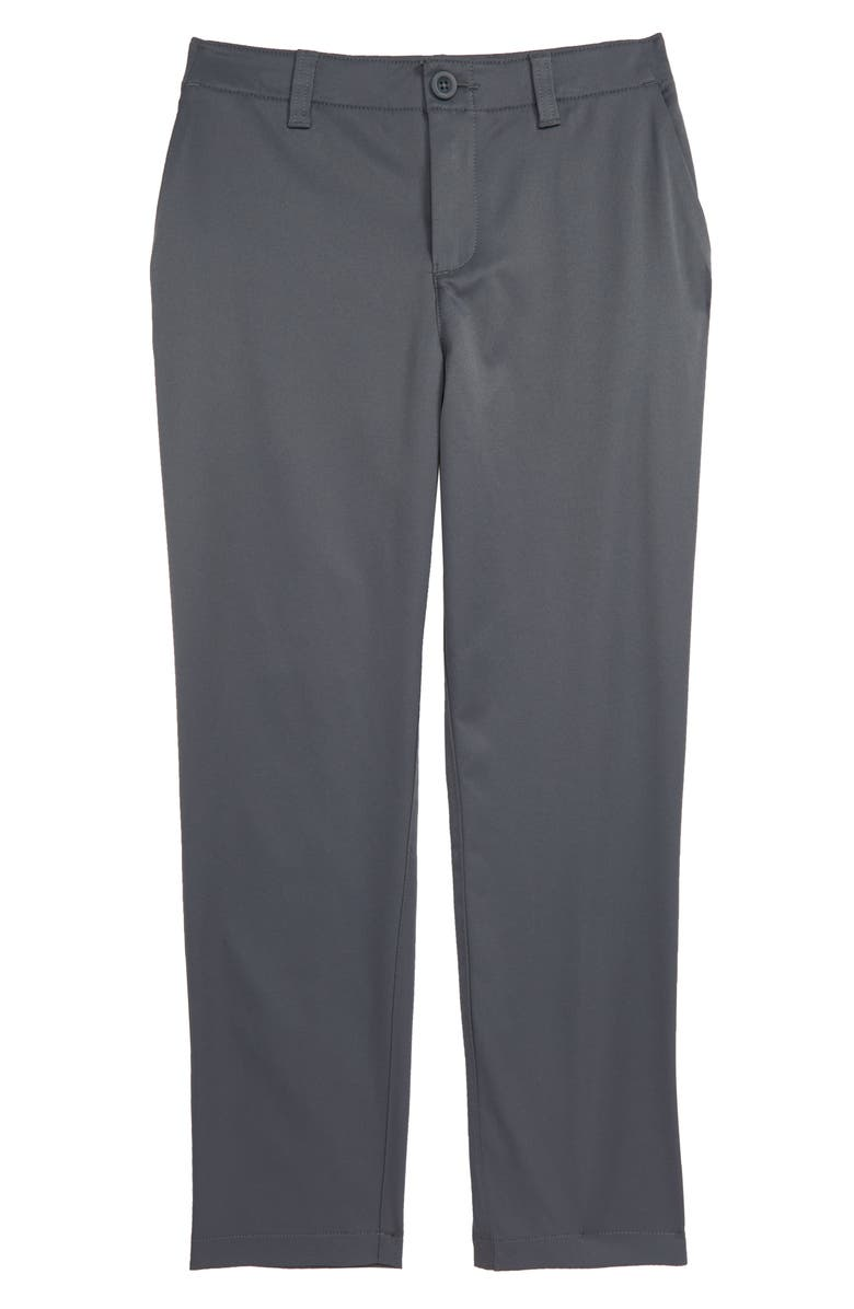 UNDER ARMOUR Match Play 20 Golf Pants, Main, color, PITCH GRAY/ STEEL