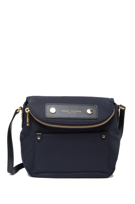 Image of Marc Jacobs Preppy Nylon Mini Natasha Crossbody Bag