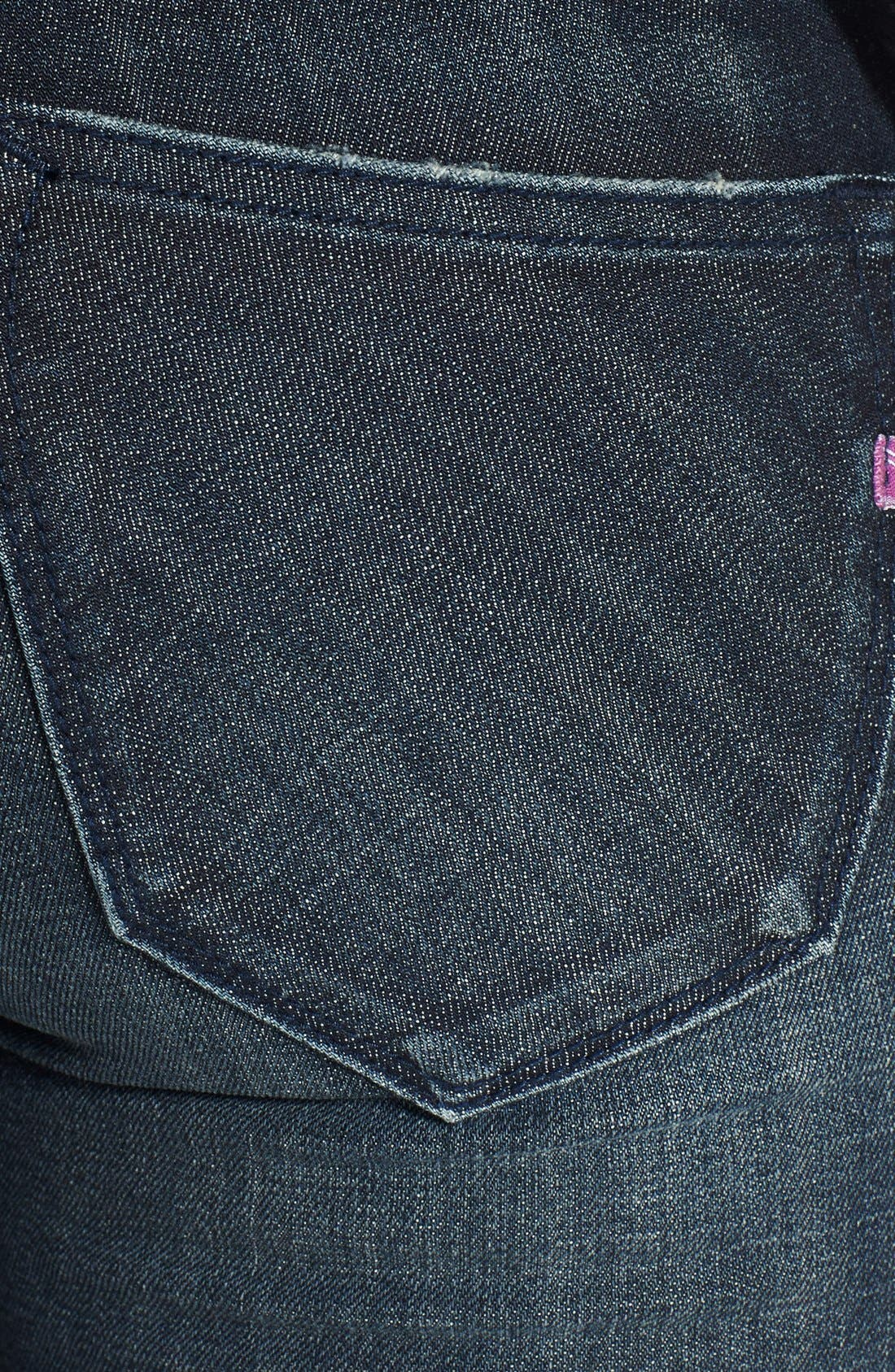 ,                             'Thompson Tomboy' Crop Jeans,                             Alternate thumbnail 3, color,                             403