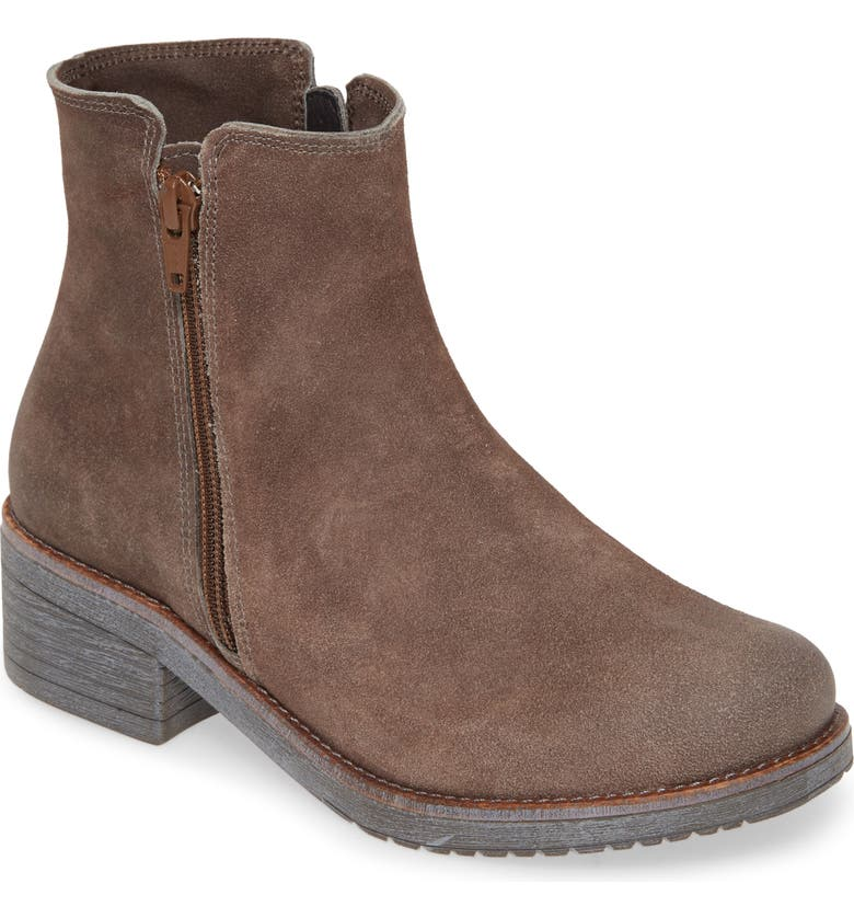 NAOT Wander Boot, Main, color, TAUPE GRAY SUEDE