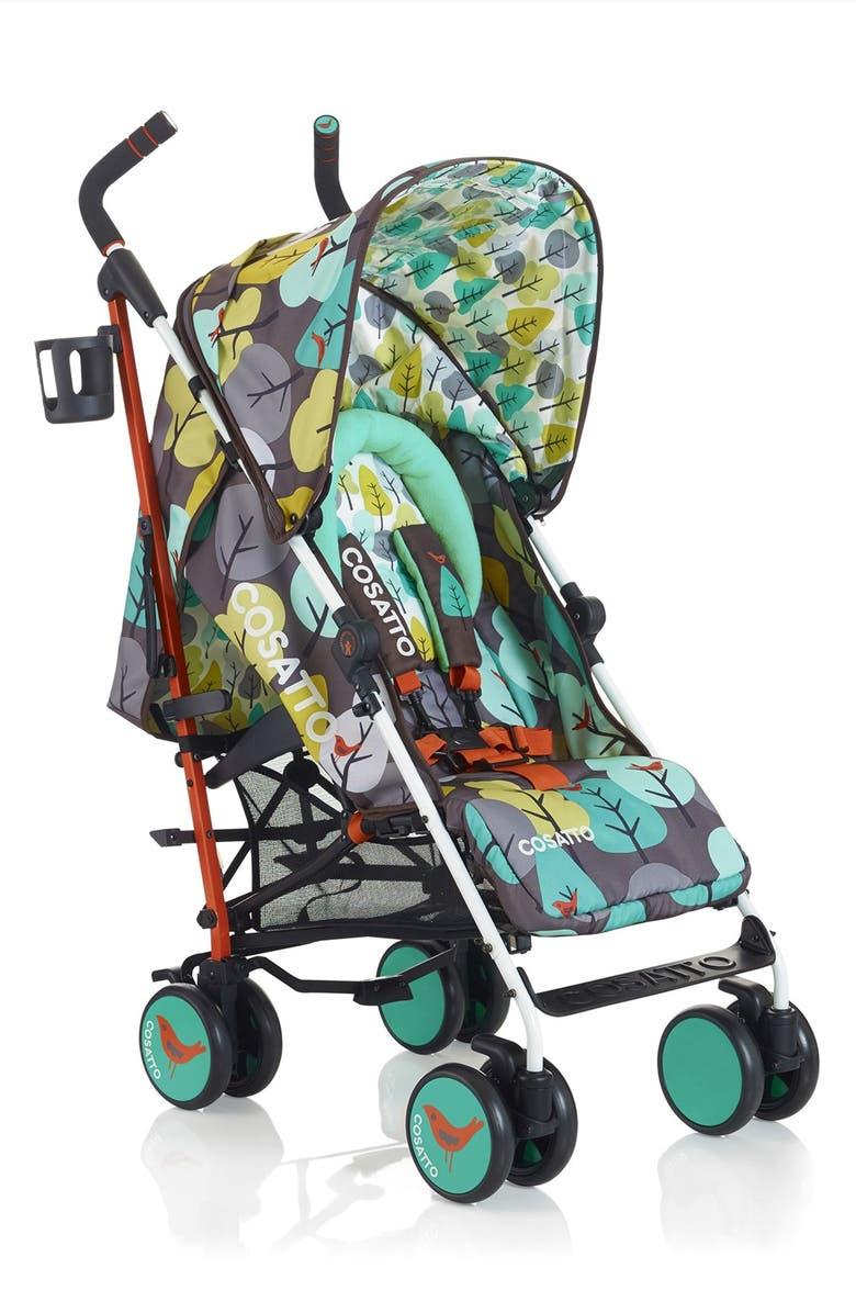 COSATTO 'Supa - Firebird' Pushchair Stroller, Main, color, FIREBIRD