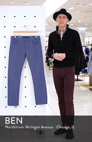 Kingston Slim Straight Leg Jeans, sales video thumbnail