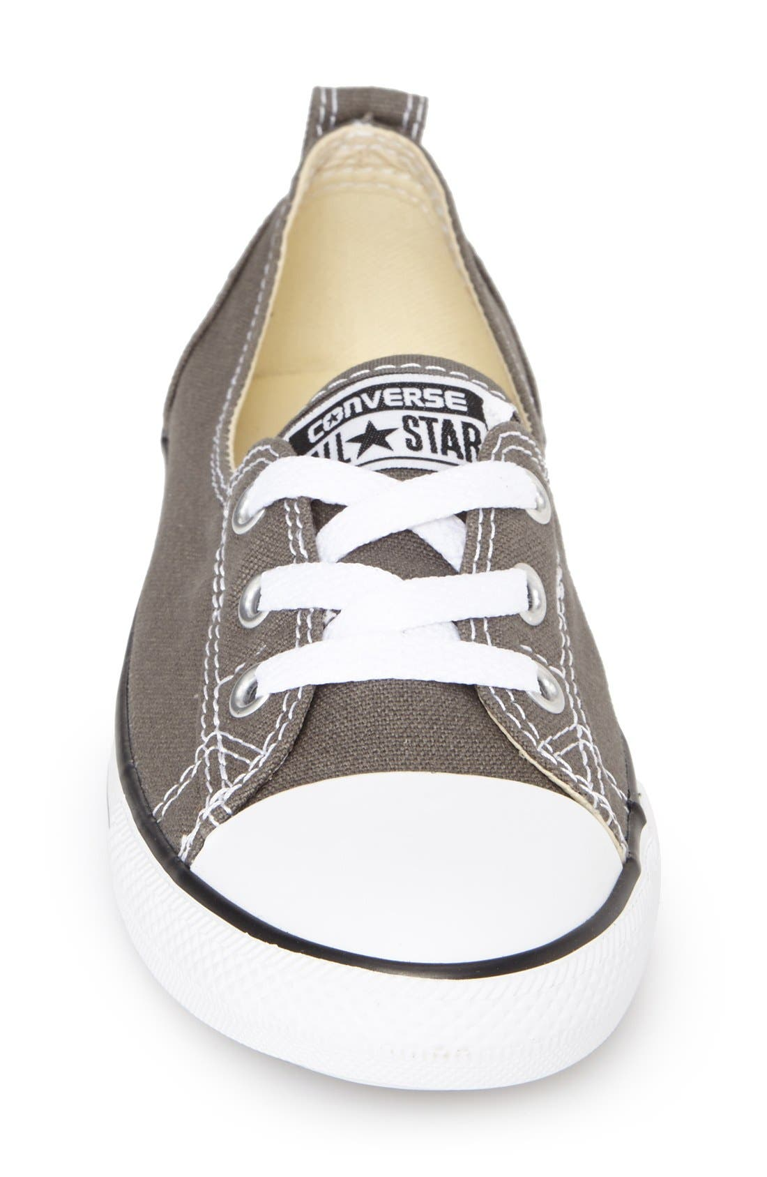 ,                             Chuck Taylor<sup>®</sup> All Star<sup>®</sup> Ballet Canvas Sneaker,                             Alternate thumbnail 13, color,                             020