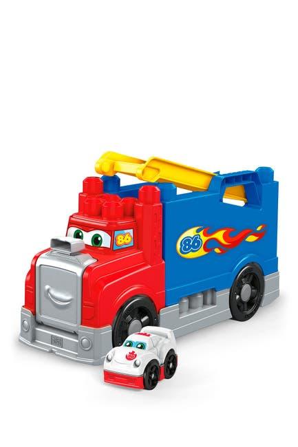 Image of Mattel Mega Bloks - Build & Race Big