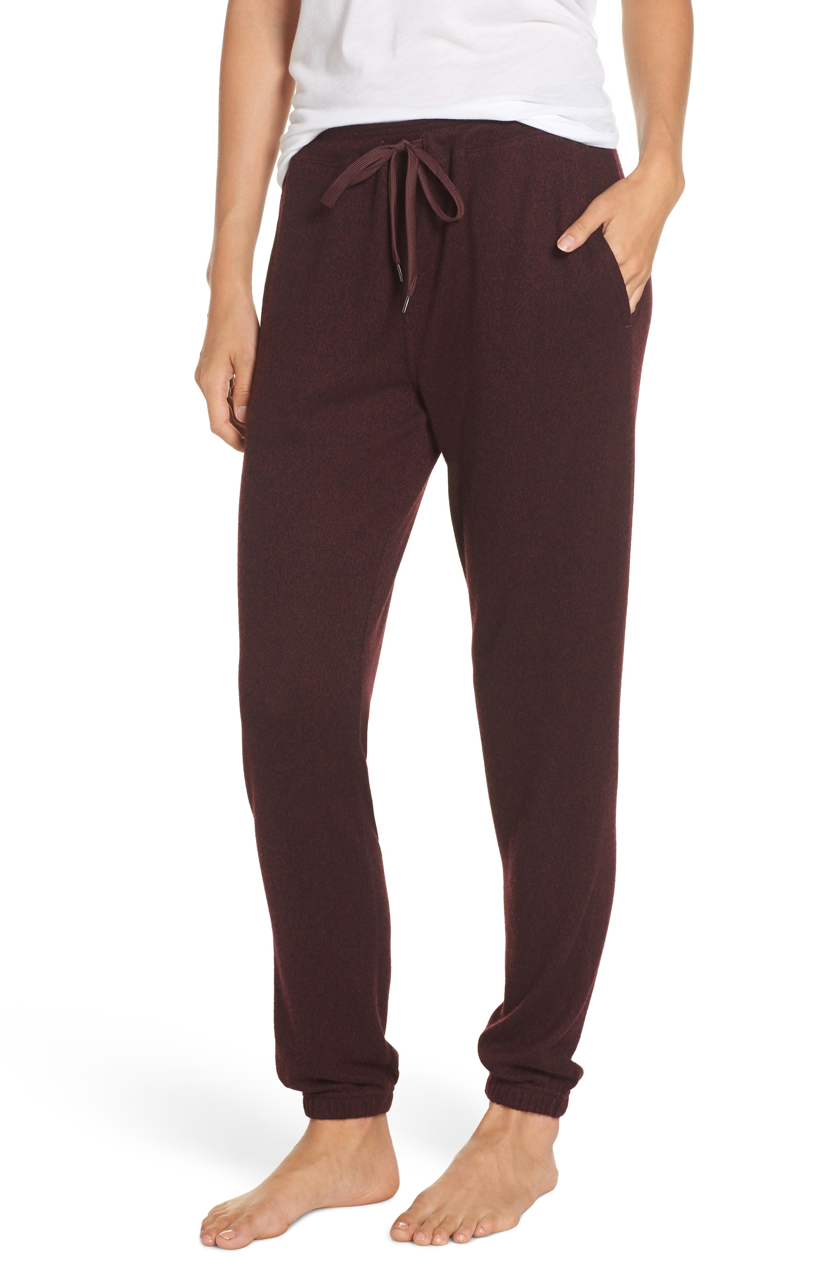 Felina Riley Sweater Knit Jogger Pants