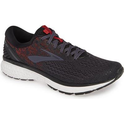 Brooks Ghost 11 Running Shoe - Black