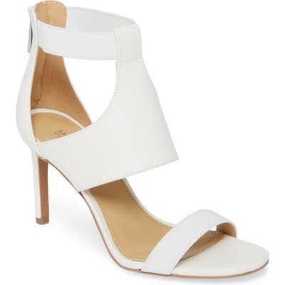 Michael Michael Kors Dominique Sandal, White