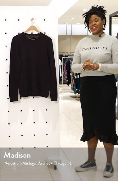 Udeval Crew Breach Slim Fit Sweater, sales video thumbnail