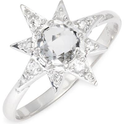 Anzie Starburst Sapphire Ring