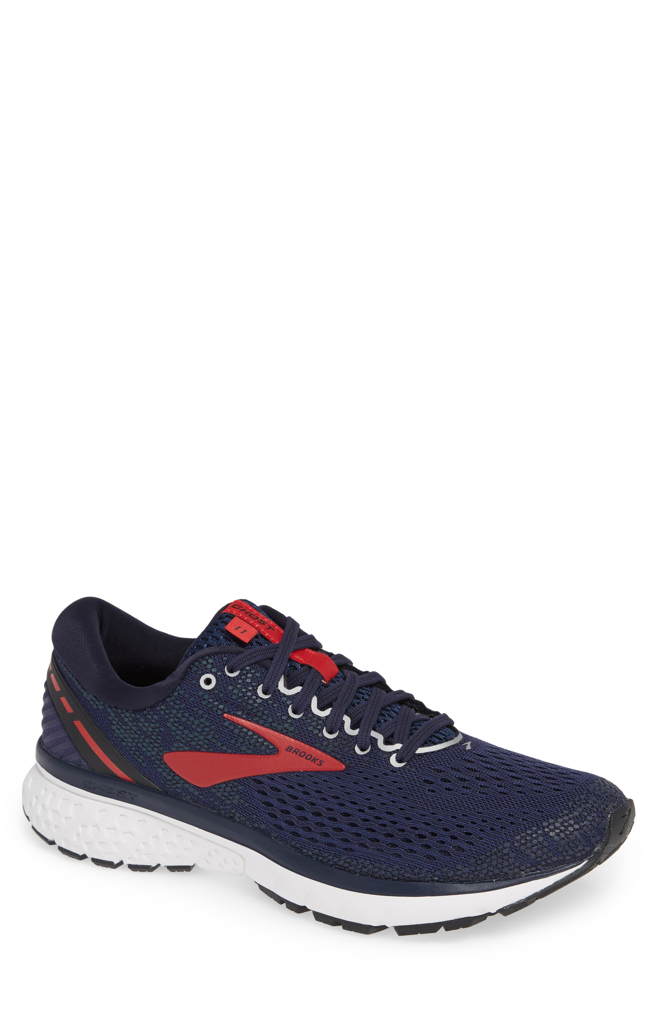 Brooks Ghost 11 Running Shoe, Blue