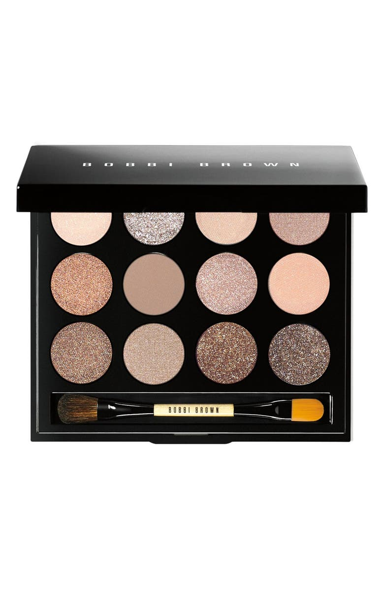 BOBBI BROWN 'Shimmering Sands' Eye Palette, Main, color, 000