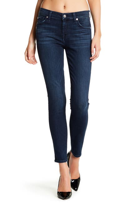 Image of 7 For All Mankind Gwenevere Skinny Jeans