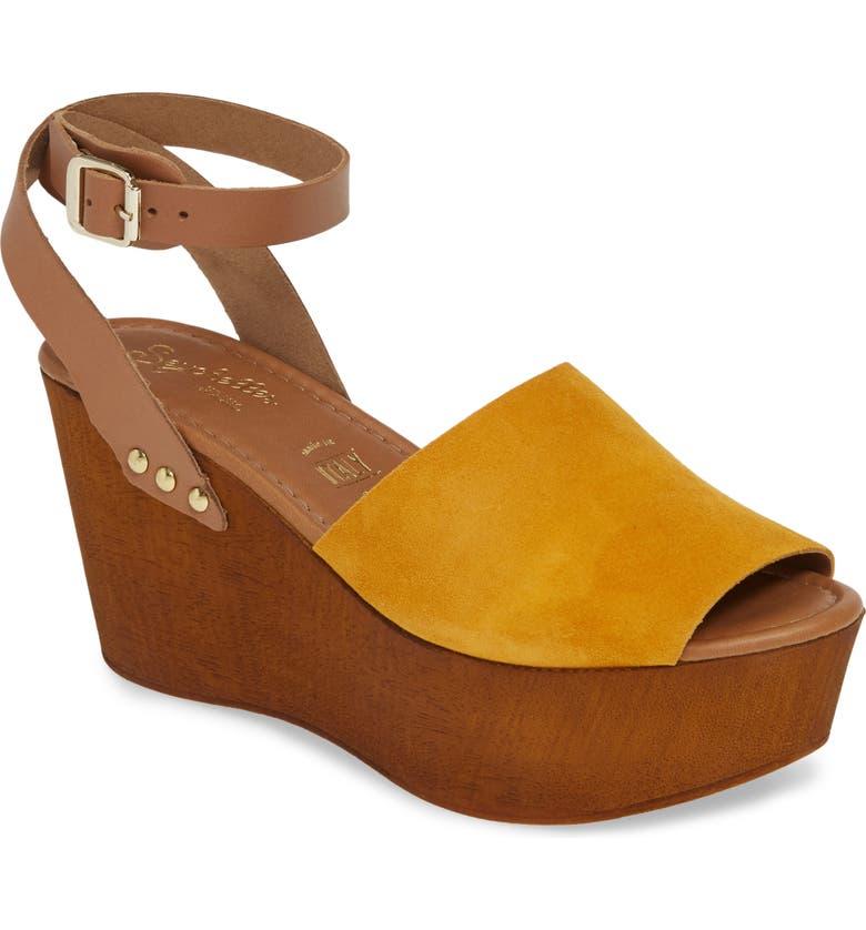 79cff9be39 Seychelles Platform Wedge Sandal (Women) | Nordstrom