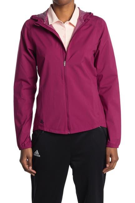 Image of Adidas Golf Provisional Full-Zip Golf Jacket