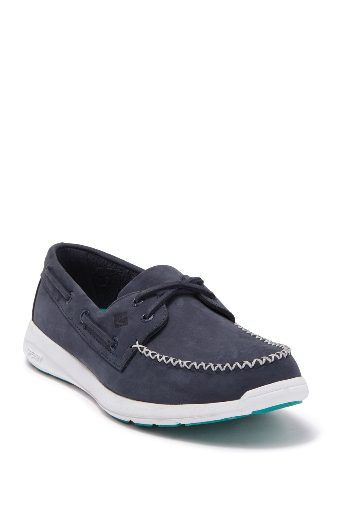 Image of Sperry Sojourn Nubuck Boat Shoe