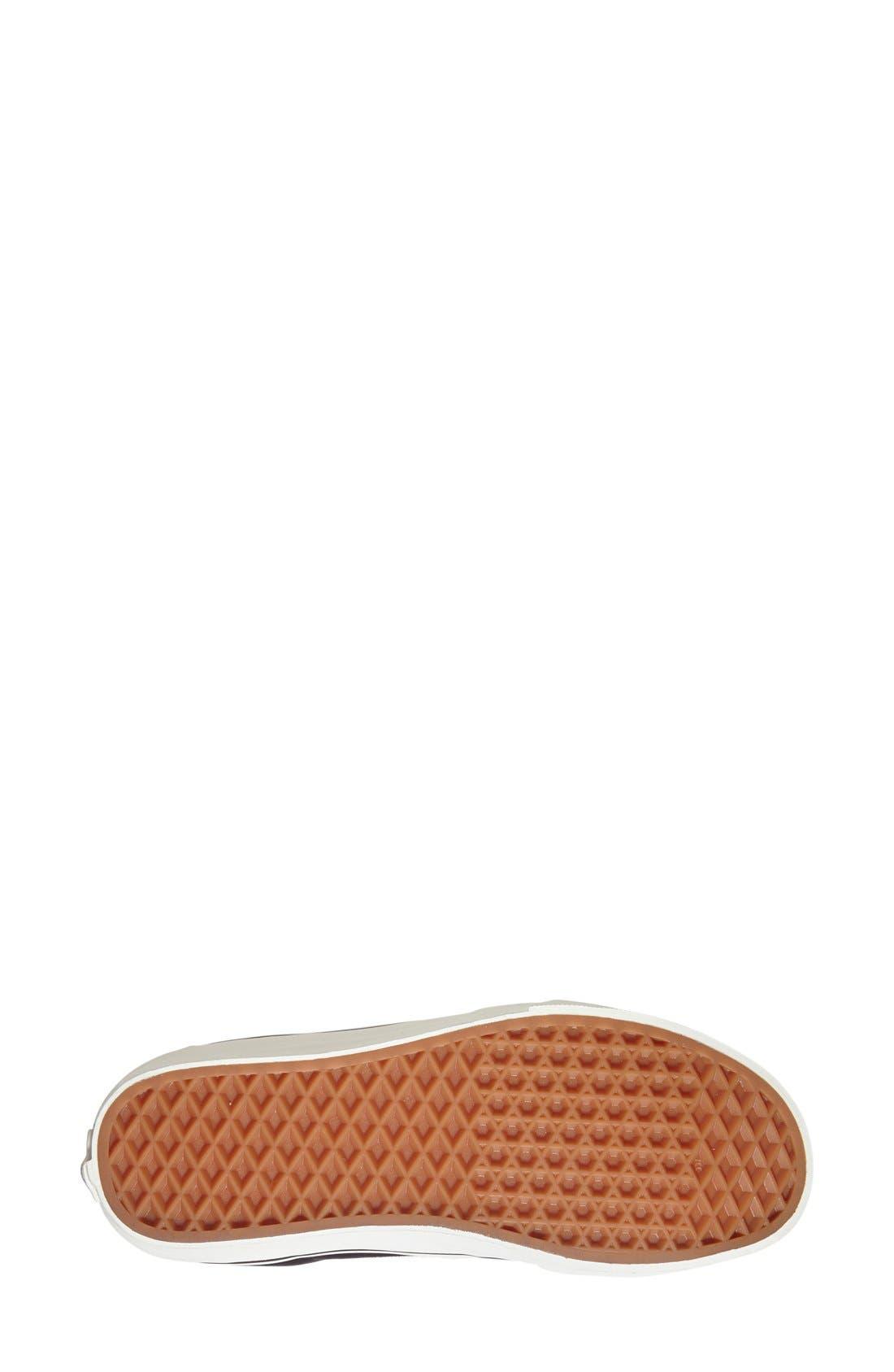 ,                             Sk8-Hi Checker Sneaker,                             Alternate thumbnail 16, color,                             001