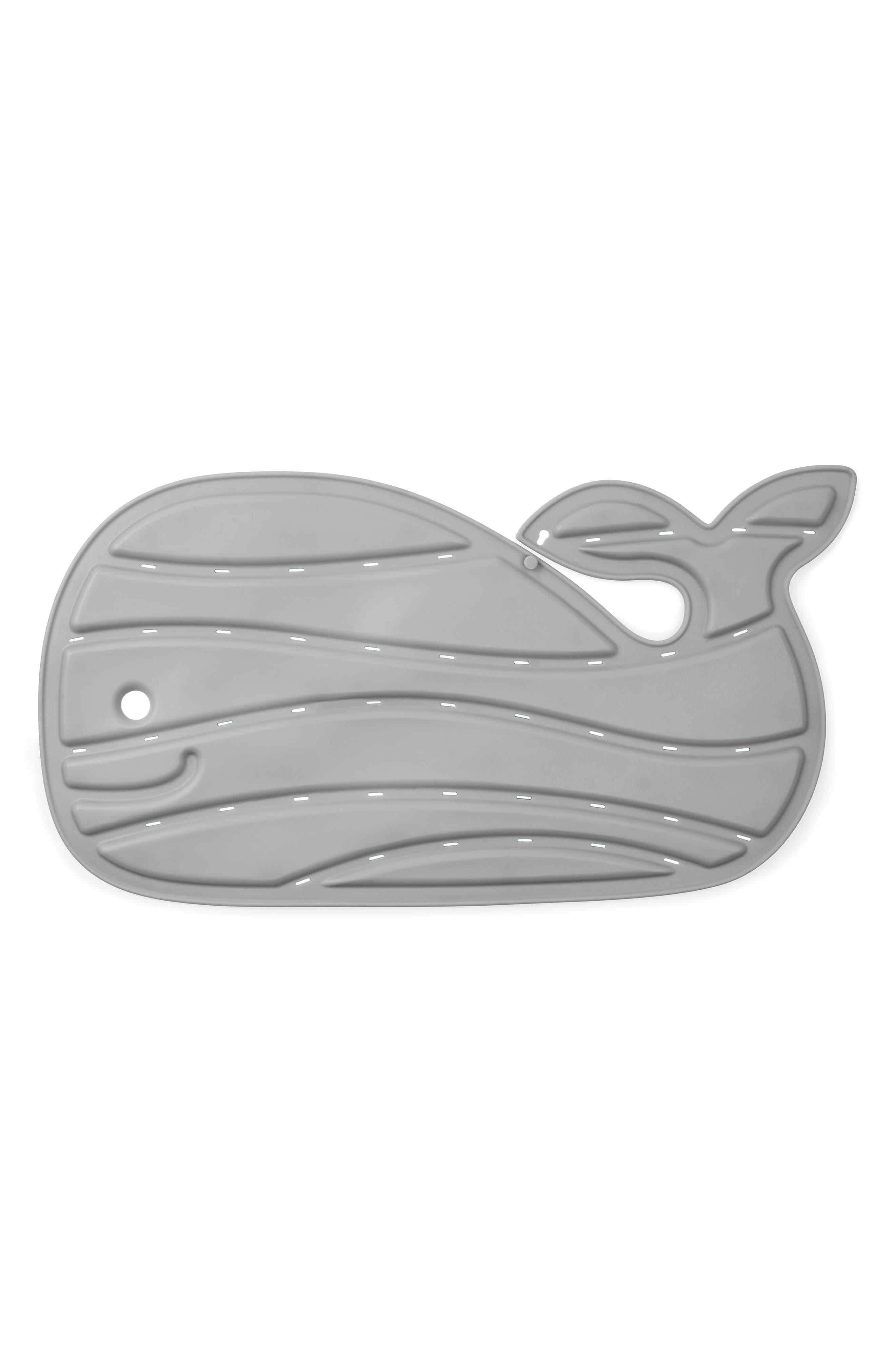 Infant Skip Hop Moby Nonslip Bath Mat Size One Size  Grey