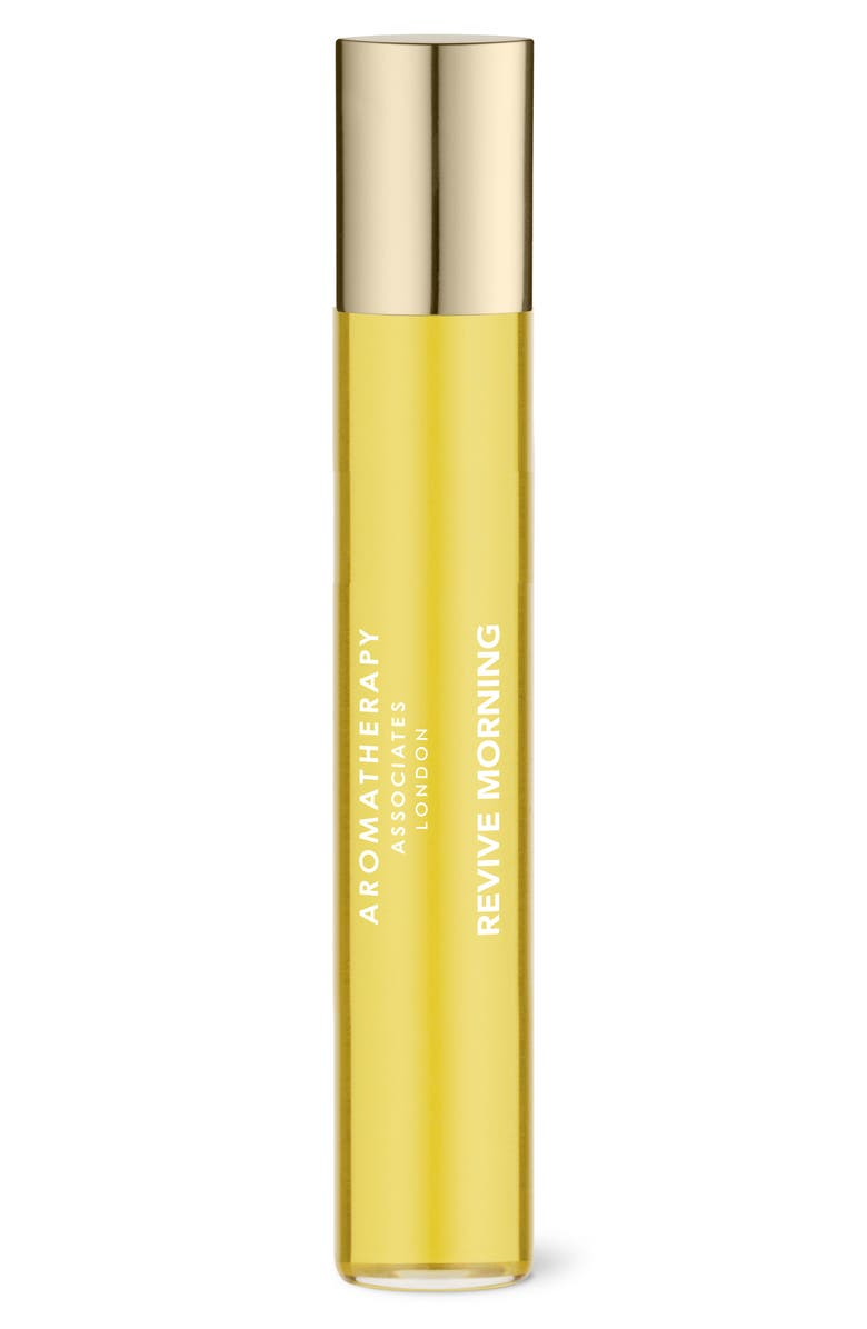 AROMATHERAPY ASSOCIATES Revive Morning Rollerball, Main, color, REVIVE MORNING