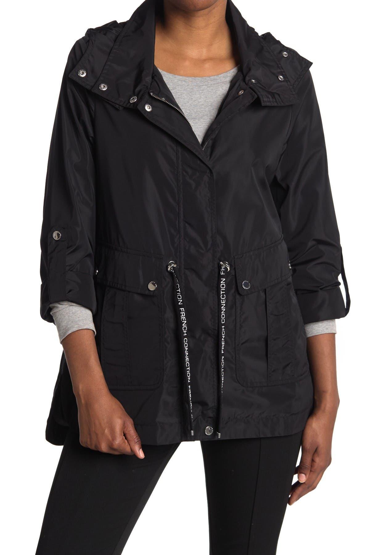 Image of French Connection Anorak Oversized Pockets Jacket