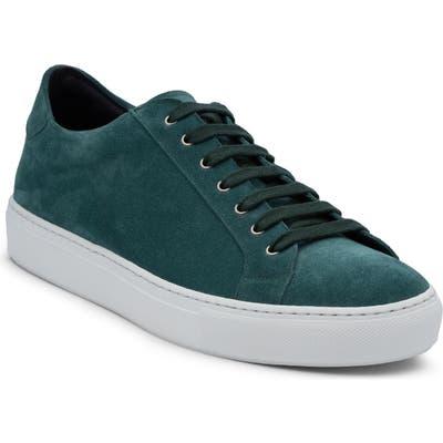 Ankari Floruss Low-Top Sneaker- Blue
