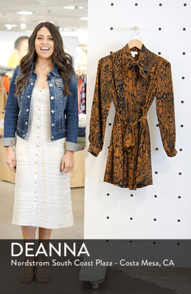 Snake Shirtdress, sales video thumbnail