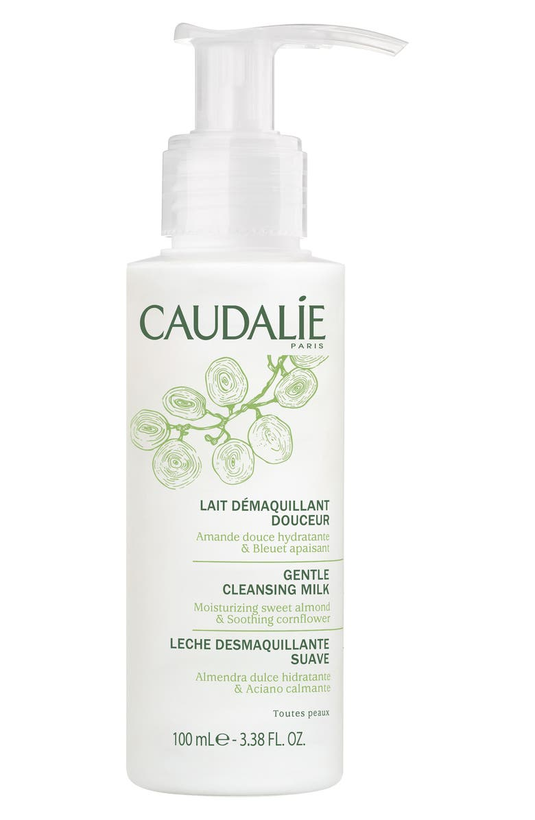 CAUDALÍE Gentle Cleansing Milk, Main, color, 000