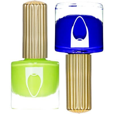 Floss Gloss Pro Nail Lacquer Set - Coin Limon / El Caption (Nordstrom Exclusive)