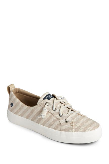 Image of Sperry Crest Vibe Seasonal Stripe Sneaker