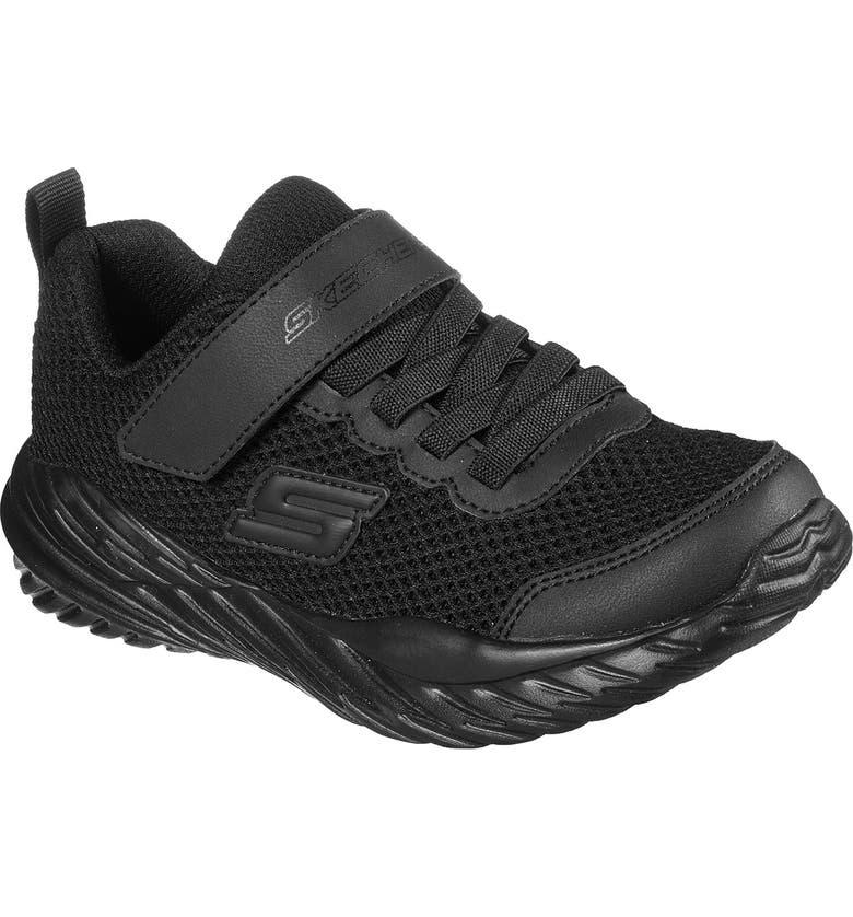 SKECHERS Nitro Sprint Krodon Sneaker, Main, color, BBK