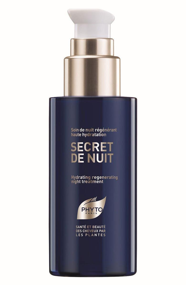 PHYTO Secret de Nuit Hydrating Regenerating Night Treatment, Main, color, 000