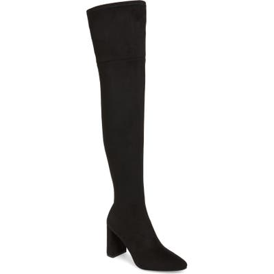 Jeffrey Campbell Parisah Over The Knee Boot, Black
