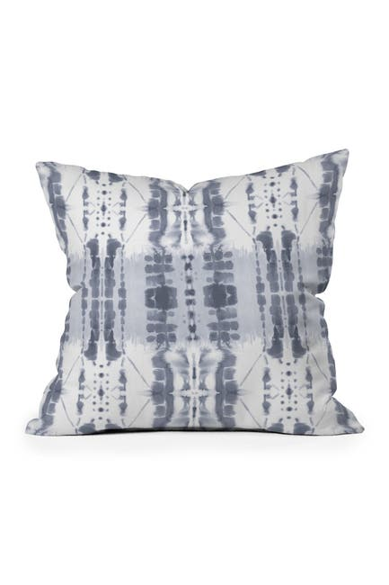 Image of Deny Designs Jacqueline Maldonado Paradigm Gray Square Throw Pillow
