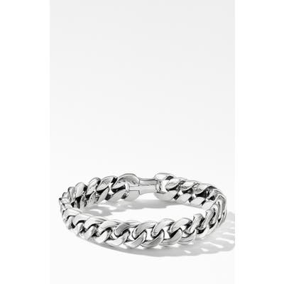 David Yurman Curb Chain Bracelet, 11.5mm