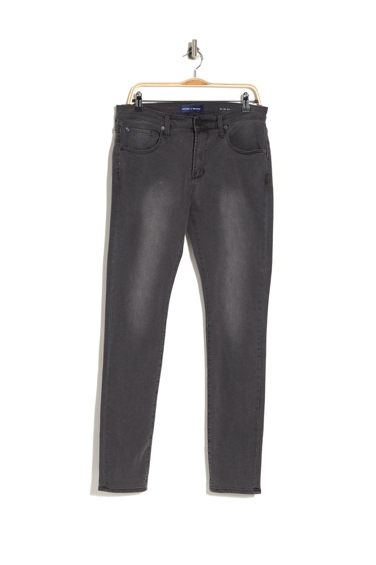 Image of Articles of Society Dylan Slim Fit Skinny Jeans