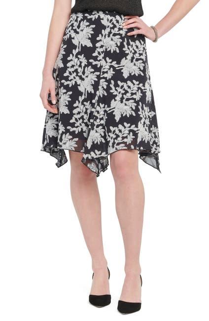 Image of NIC+ZOE Aster Handkerchief Hem Skirt