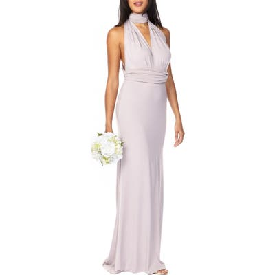 Tfnc Multiway Gown, Grey