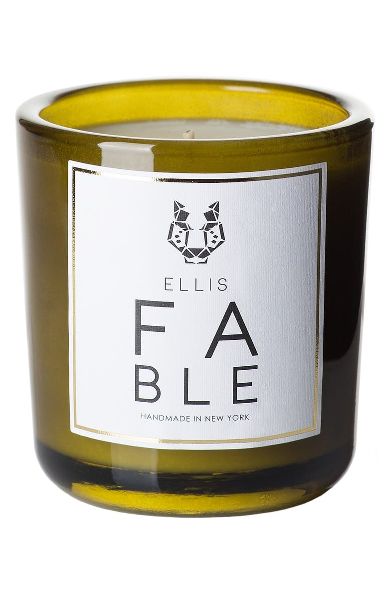 ELLIS BROOKLYN Fable Terrific Scented Candle, Main, color, No Color