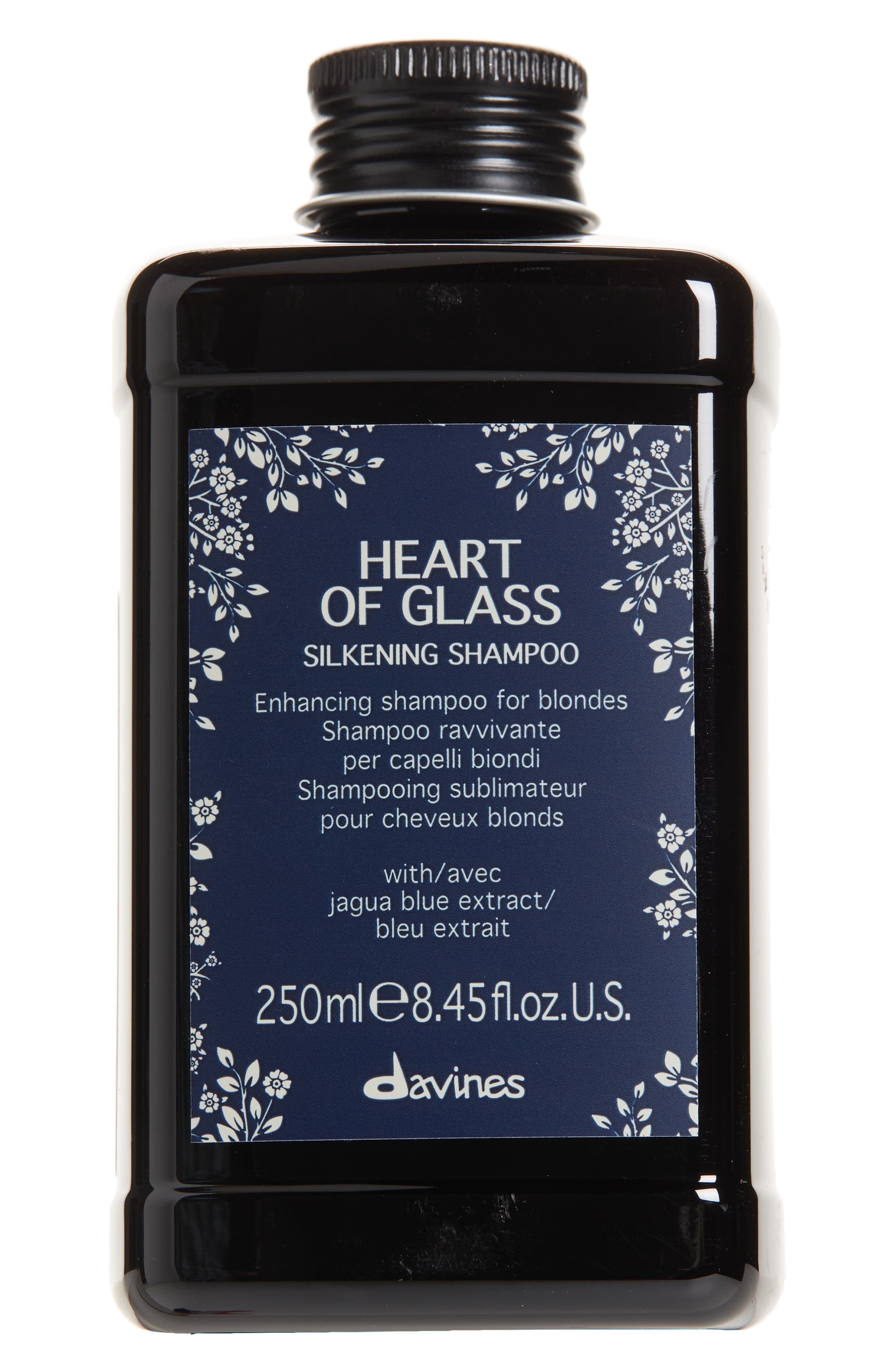 Davins Heart Of Glass Silkening Shampoo