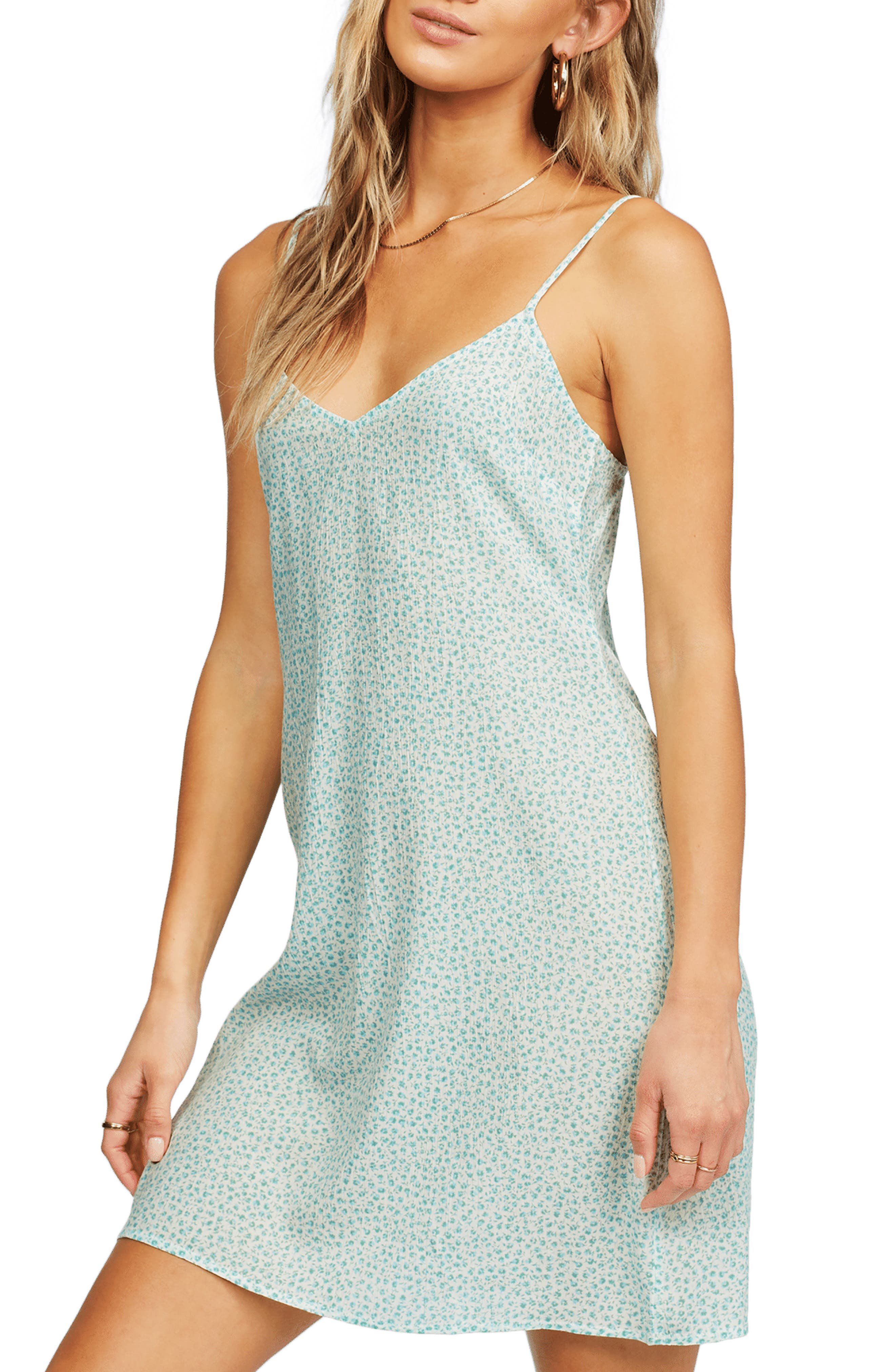 Blooming Abstract Sundress