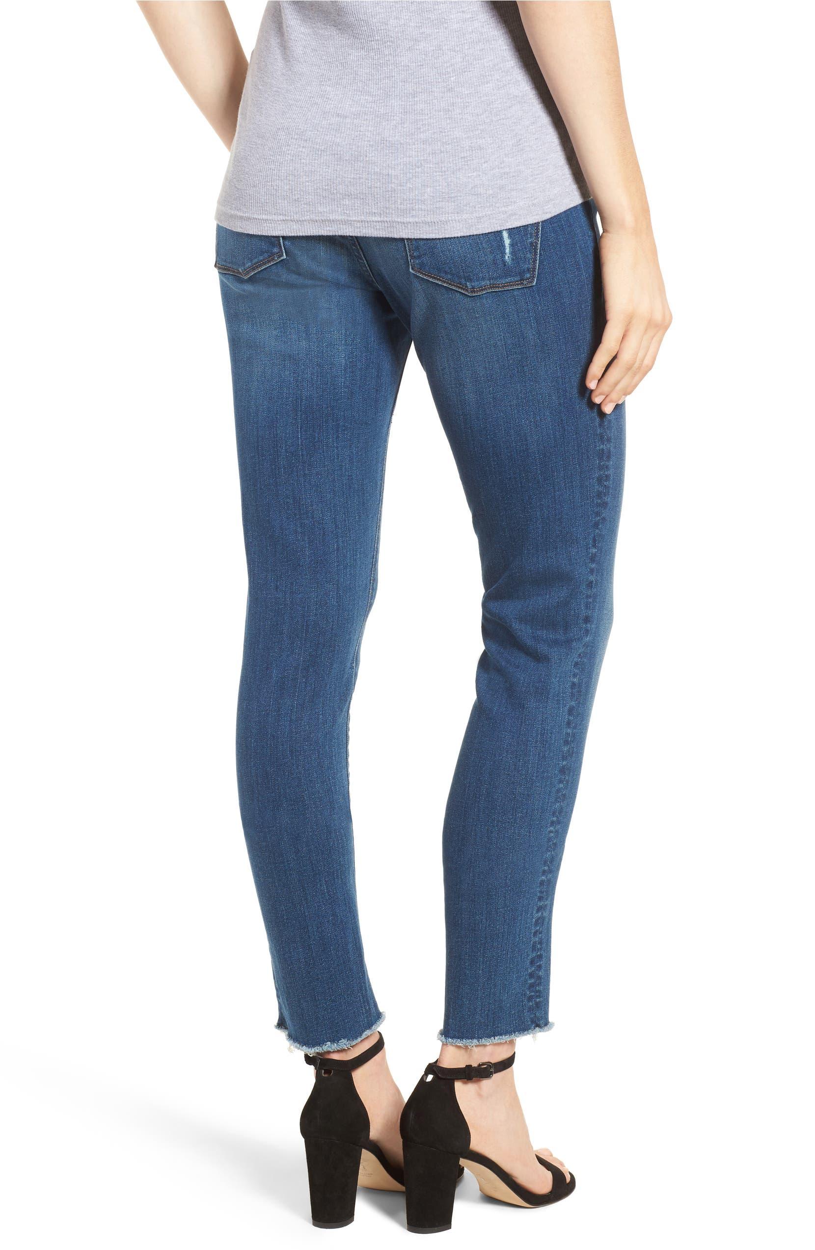 161726f4710cd DL1961 Emma Power Legging Maternity Jeans (Strobe) | Nordstrom