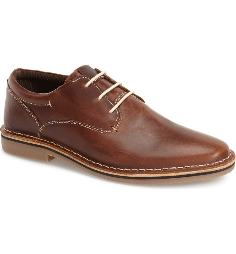 STEVE MADDEN 'Harpoon' Derby, Main, color, WOOD LEATHER