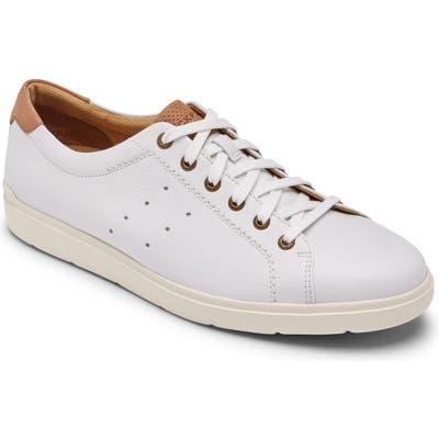 Rockport Total Motion Lite Sneaker W - White