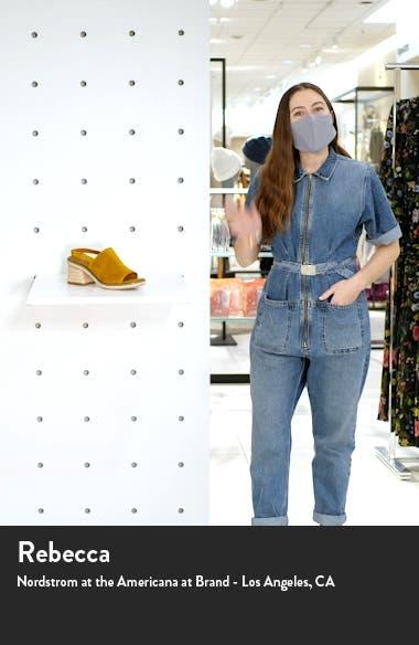 Ankle Strap Espadrille Sandal, sales video thumbnail